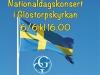 Nationaldagen 6/6 16:00, Glöstorps kyrka Tove